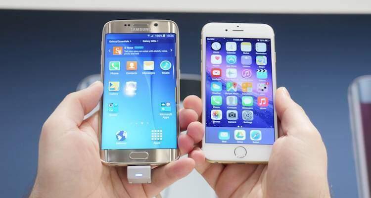 Samsung Galaxy S6 potrebbe minare le vendite di iPhone 6