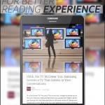 Immagine di presentazione del Samsung Galaxy Tab A