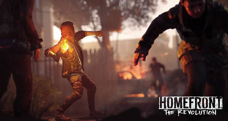 Homefront: The Revolution.