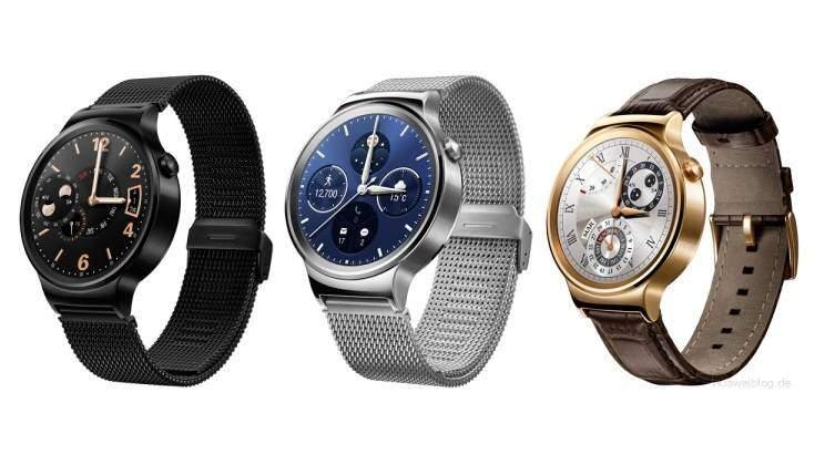 Huawei Watch: dalla Germania trapelano prezzi e disponibilità