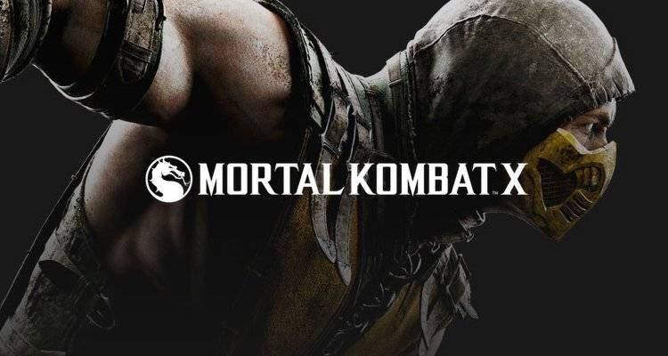 Mortal Kombat X.