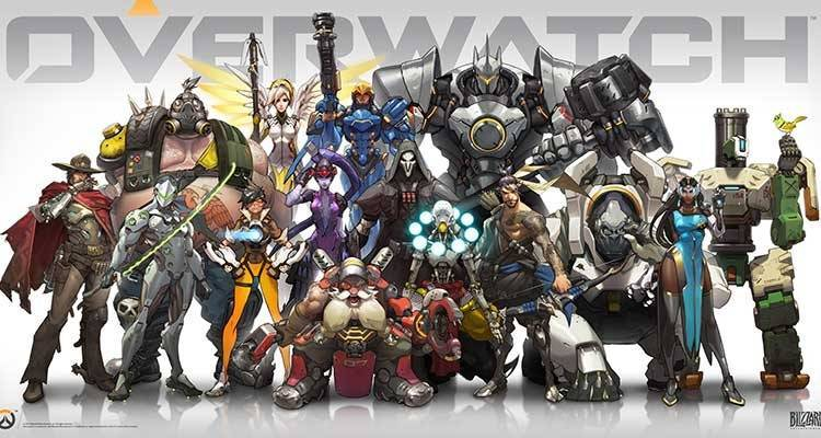 Overwatch: al via il secondo weekend free to play
