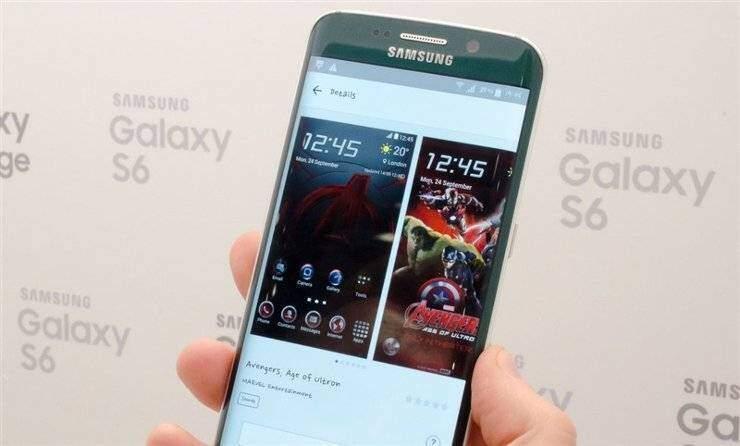 Samsung Galaxy S6: arriva anche un nuovo tema sugli Avengers!