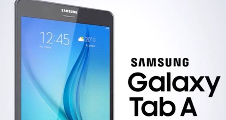 Samsung, il Galaxy Tab A 8.0 è stato certificato dal TENAA