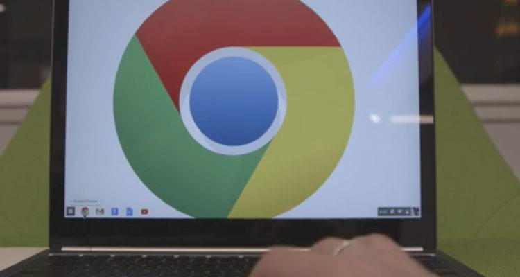 Google Chromebook 2015.