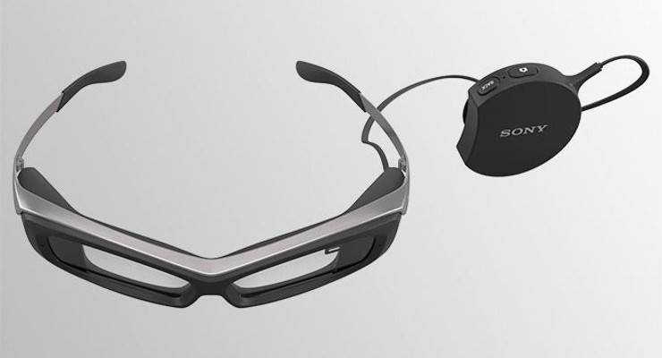 Sony SmartEyeglass: da domani in vendita in Italia!