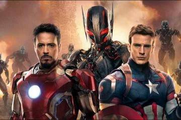 The avangers age of ultron