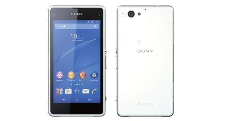 Sony Xperia J1 Compact ufficiale: caratteristiche e disponibilità