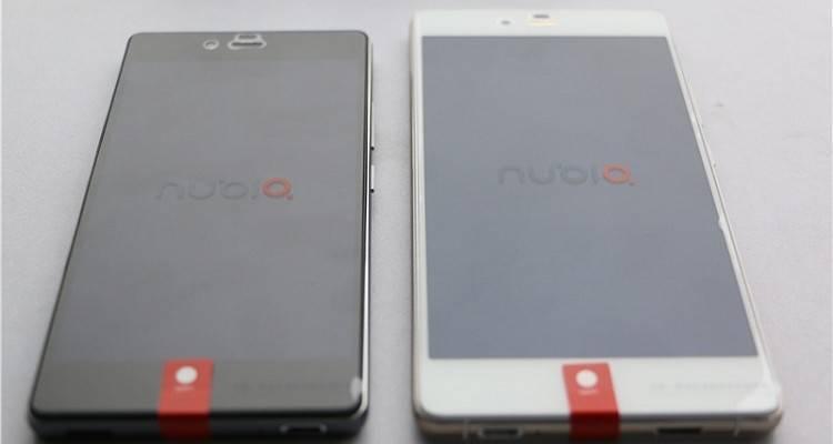 ZTE annuncia Nubia Z9 Max e Nubia Z9 Mini