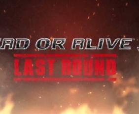 Dead or Alive 5: Last Round.