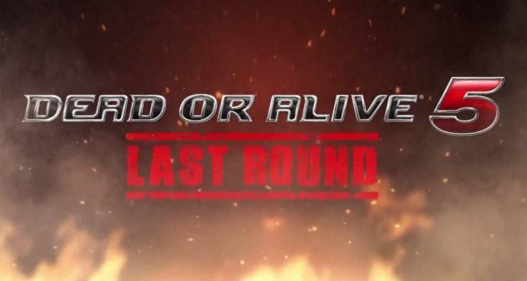 Dead or Alive 5: Last Round.