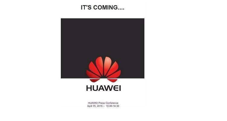 Huawei P8 quasi ufficiale: presentazione il 15 Aprile a Londra