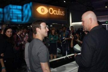 Teleportation: l'app Facebook per Oculus Rift!