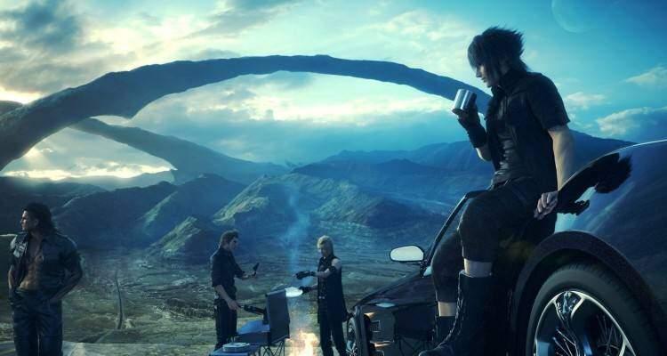 Final Fantasy XV: le spiegazioni del cast interamente maschile