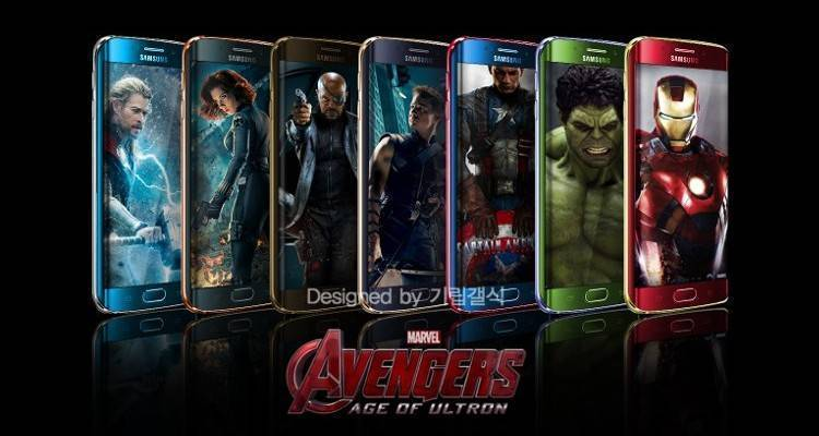 Galaxy S6 Edge Marvel edition: in arrivo con accessori in edizione limitata!