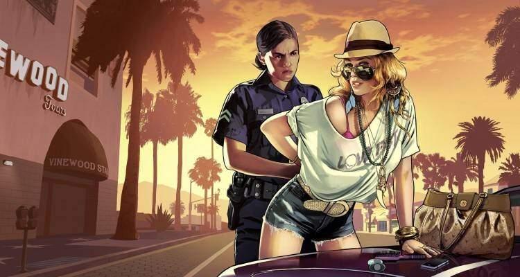 Rockstar Games.