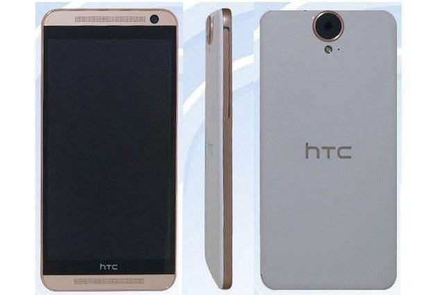 HTC One E9 si mette in mostra nelle prime foto!