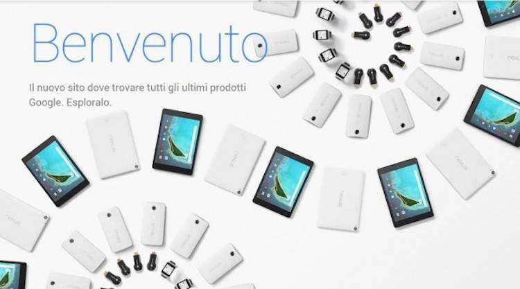 Arriva Google Store, destinato alla vendita di hardware by Big G