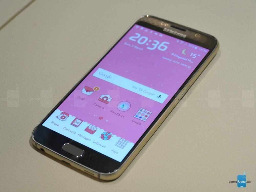 Samsung Galaxy S6: ecco i nuovi rivoluzionari temi intercambiabili