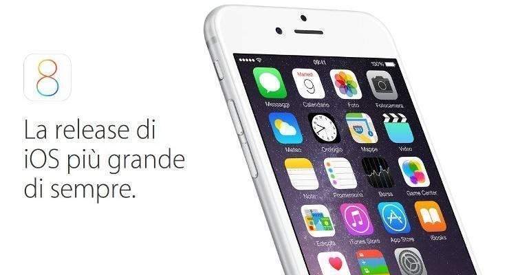 iOS 8.3 Beta 3: disponibile online per il download per tutti!