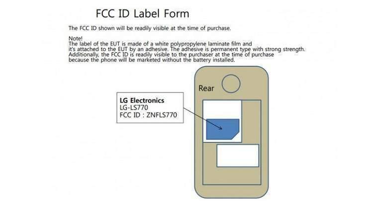LG LS770: nuovo phablet con G Pen e LTE in arrivo?