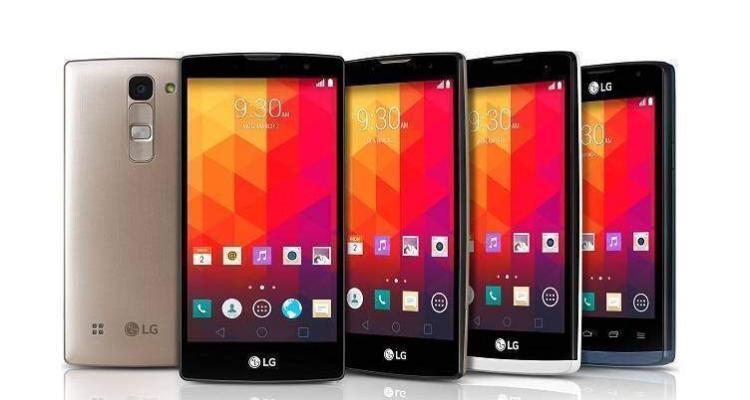 nuova gamma di device lowcost LG