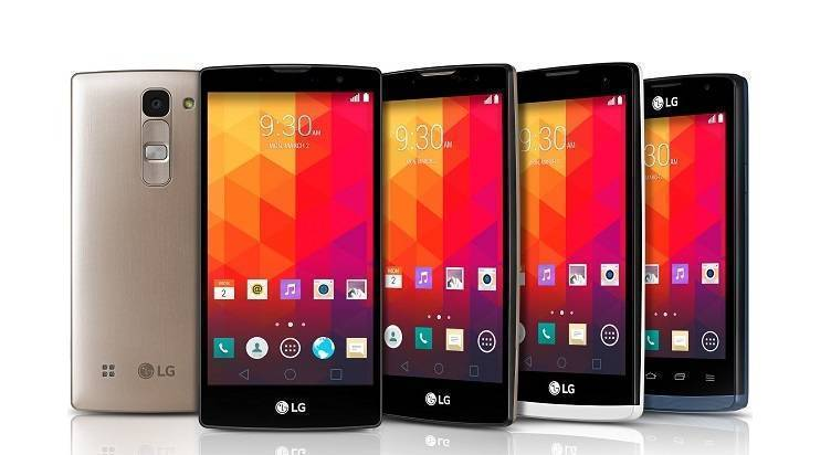 LG Magna, Spirit, Leon e Joy: nuovi midrange con Lollipop