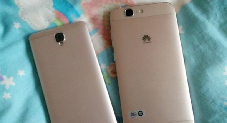 Huawei Mate 7 Mini: la presunta variante appare in foto leaked