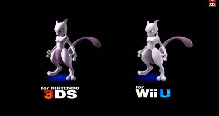 Super Smash Bros: in arrivo il DLC di Mewtwo