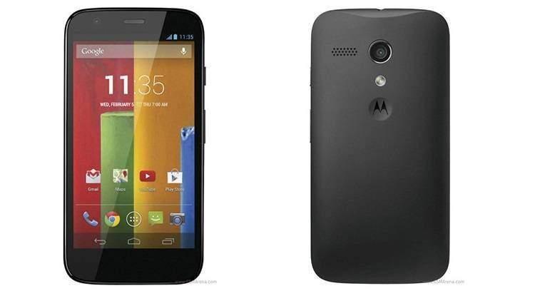 Motorola Moto G da record: è il primo smartphone del Brasile