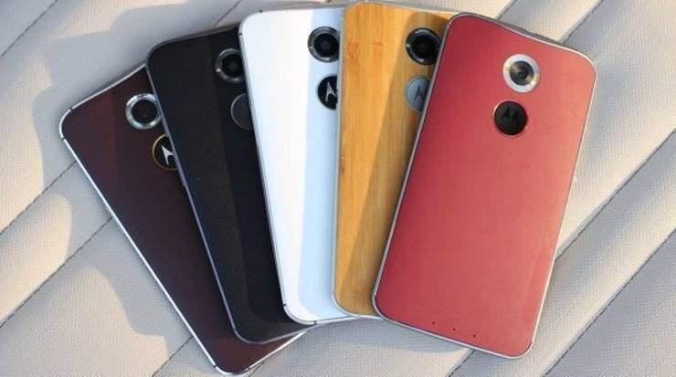 Motorola Moto X 2015, nuove foto senza scanner per le impronte digitali