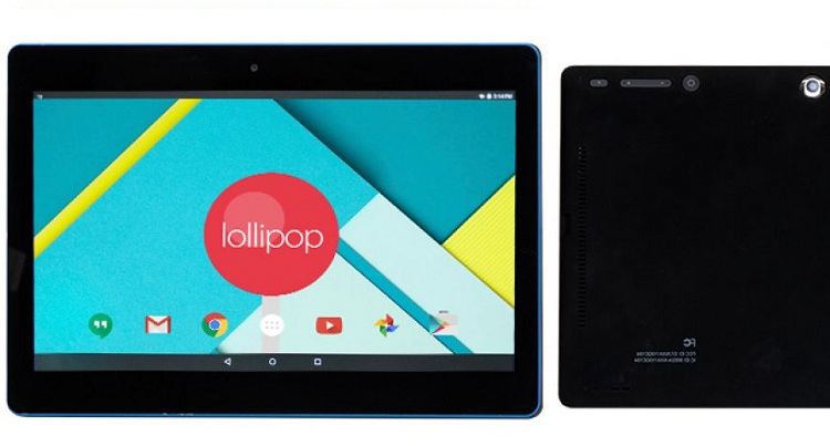Nextbook Ares: il tablet 11″ che monta Android 5.0 Lollipop