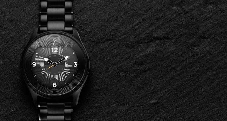 Olio Model One, nuovo smartwatch elegante