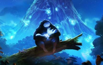 Ori and The Blind Forest.