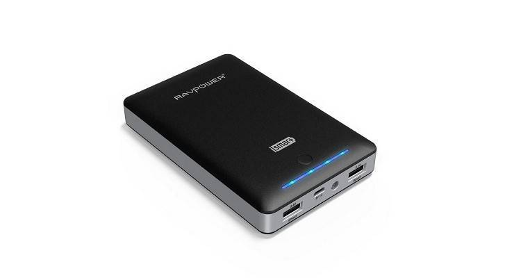 power bank batteria esterna ravpower