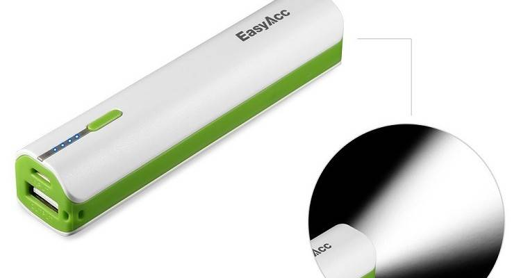 Powerbank EasyAcc in offerta