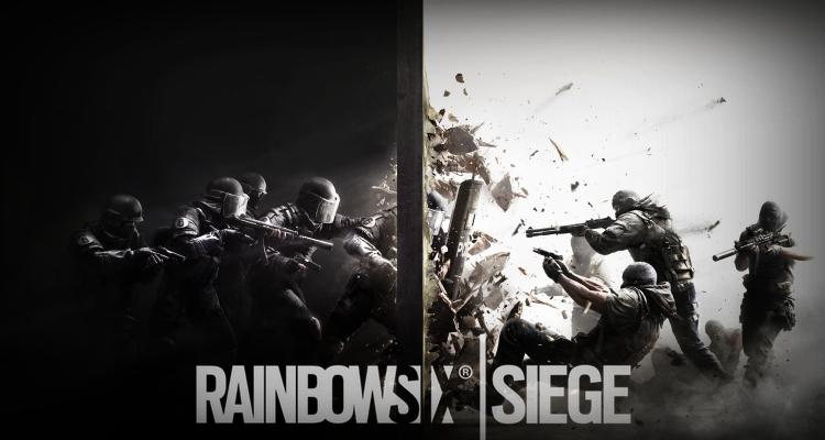 Rainbow Six Siege.