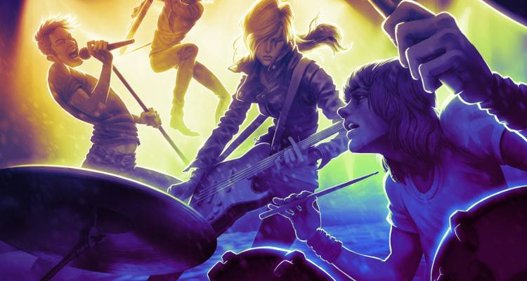 Rock Band 4: uscita ad Ottobre, confermati i 1080p e 60 fps