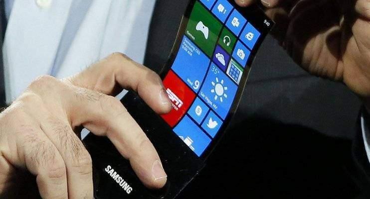 Samsung nel prossimo anno lancerà i primi smartphone pieghevoli!