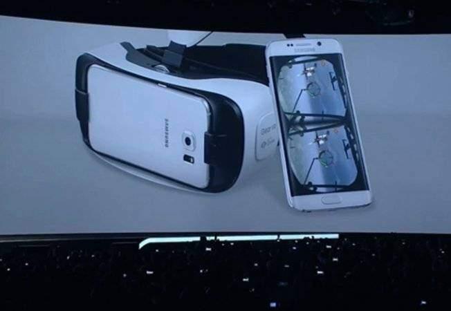 Samsung: nuovo Gear VR che funziona con Samsung Galaxy S6 ed S6 Edge!