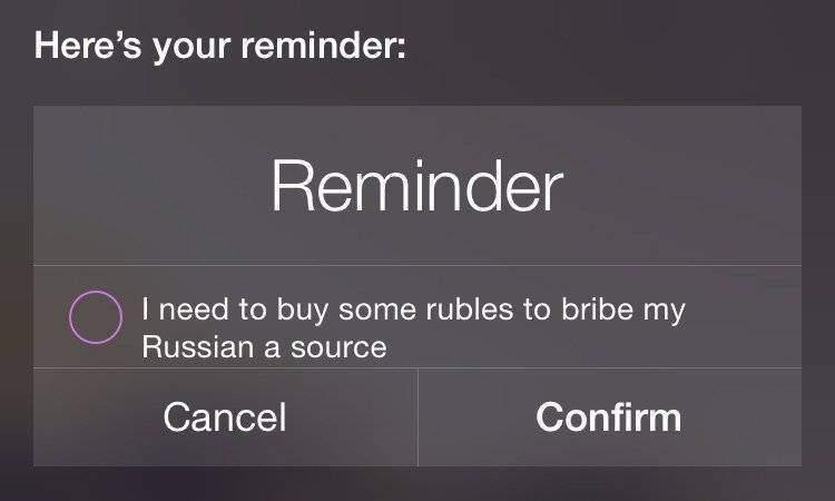Apple Watch: 10 comandi Siri per sembrare un agente segreto!