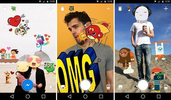 Facebook: pubblicati su Play Store diversi add-on per Messenger!