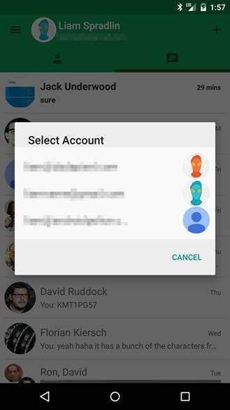 Hangout per Android: arrivano i link d'invito per le video chat!