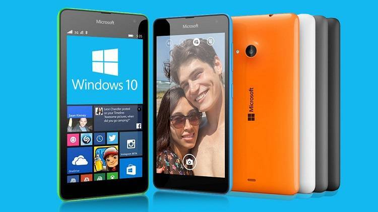 Windows 10: da Microsoft i requisiti per averlo su smartphone