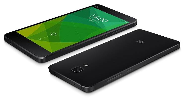 Xiaomi Mi 4 con 2 GB di RAM e Windows 10