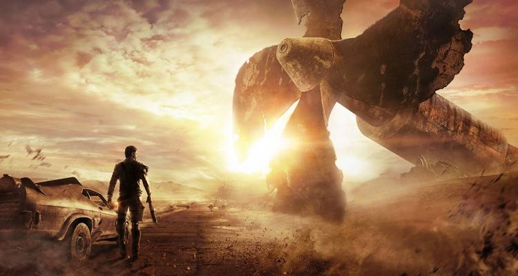Mad Max: trailer di lancio disponibile
