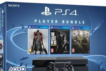 Bundle Playstation 4.