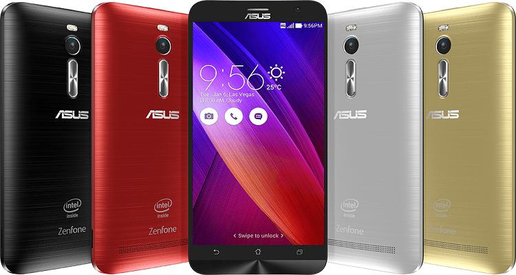 ASUS Zenfone 2 da 16 GB in offerta a soltanto 169€ su ebay
