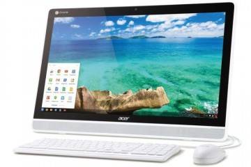 Acer Chromebase: primo pc desktop all-in-one con Chrome OS per l'estate!