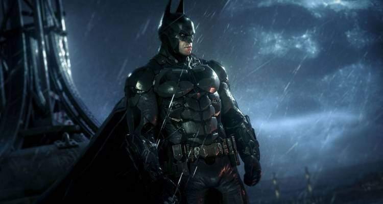 Batman Arkham Knight.